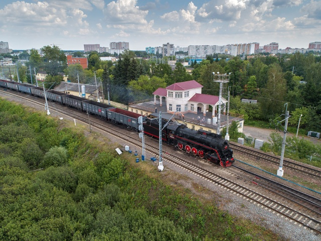 The main theme of the dynamic exhibition of «PRO // Motion.Expo» will be the history of the development of Russian railways